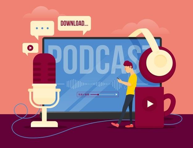 Dlaczego tak popularne stały się ostatnio podcasty?